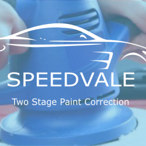 Two Stage Paint Correction